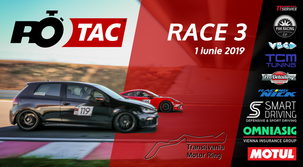 ROTAC (Romanian Time Attack Challenge) Race 6 – Auto